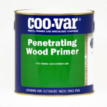 Coo-Var Penetrating Wood Primer
